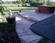 A Variety of Patio Installs